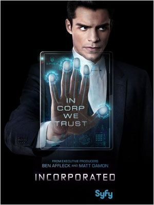 Incorporated : Affiche