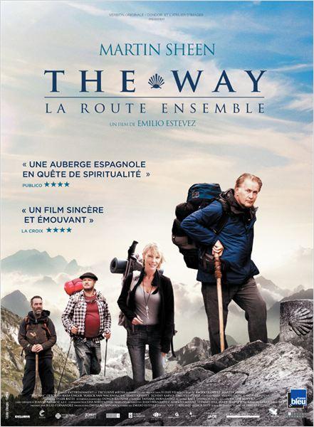 The Way, La route ensemble : Affiche