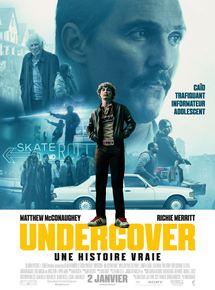 Bande-annonce Undercover - Une histoire vraie