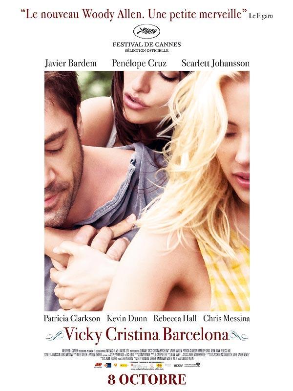 """Résultat de recherche d'images pour """"vicky cristina barcelona affiche"""""""