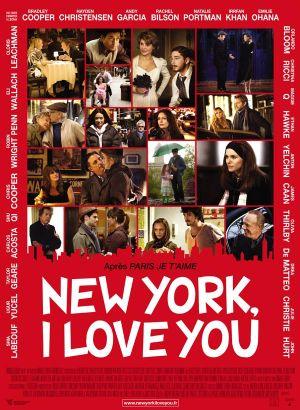 Achat New York, I Love You en DVD - AlloCiné