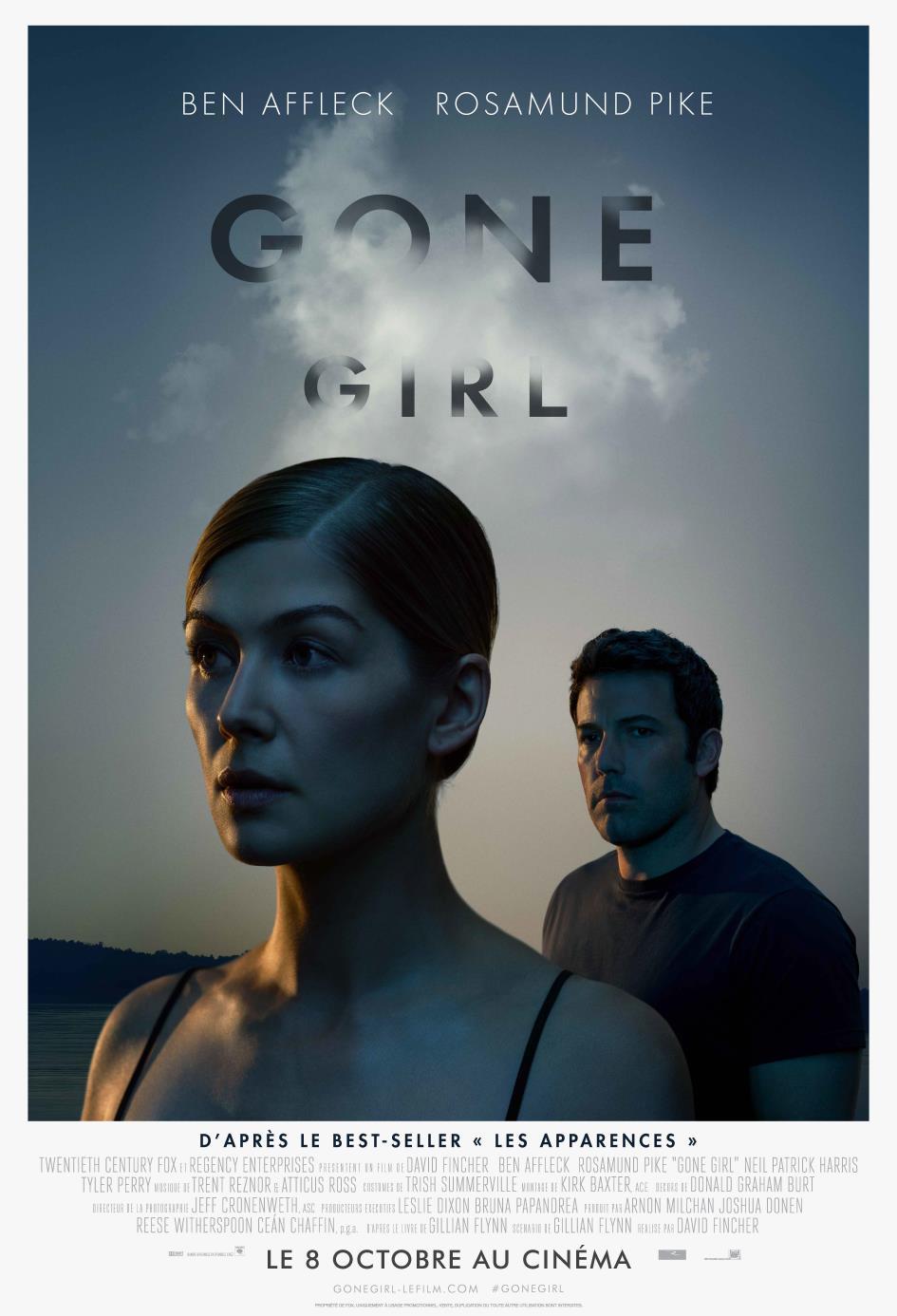 Affiche - Gone Girl