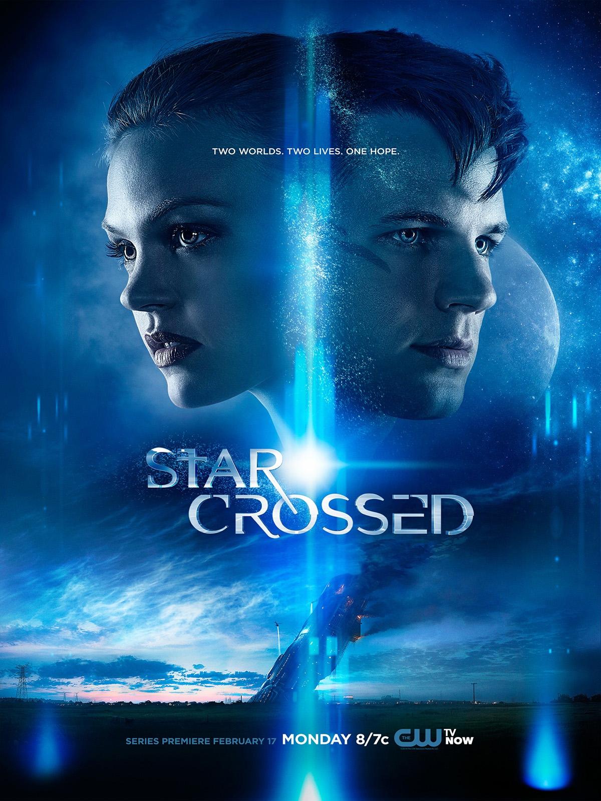 """Résultat de recherche d'images pour """"star crossed serie"""""""