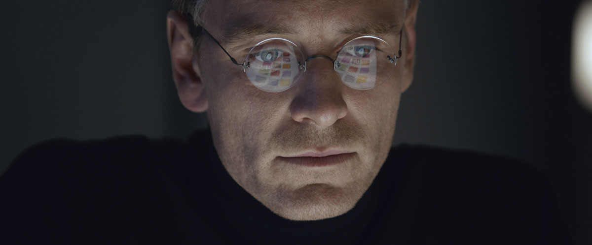 Steve Jobs : Photo Michael Fassbender