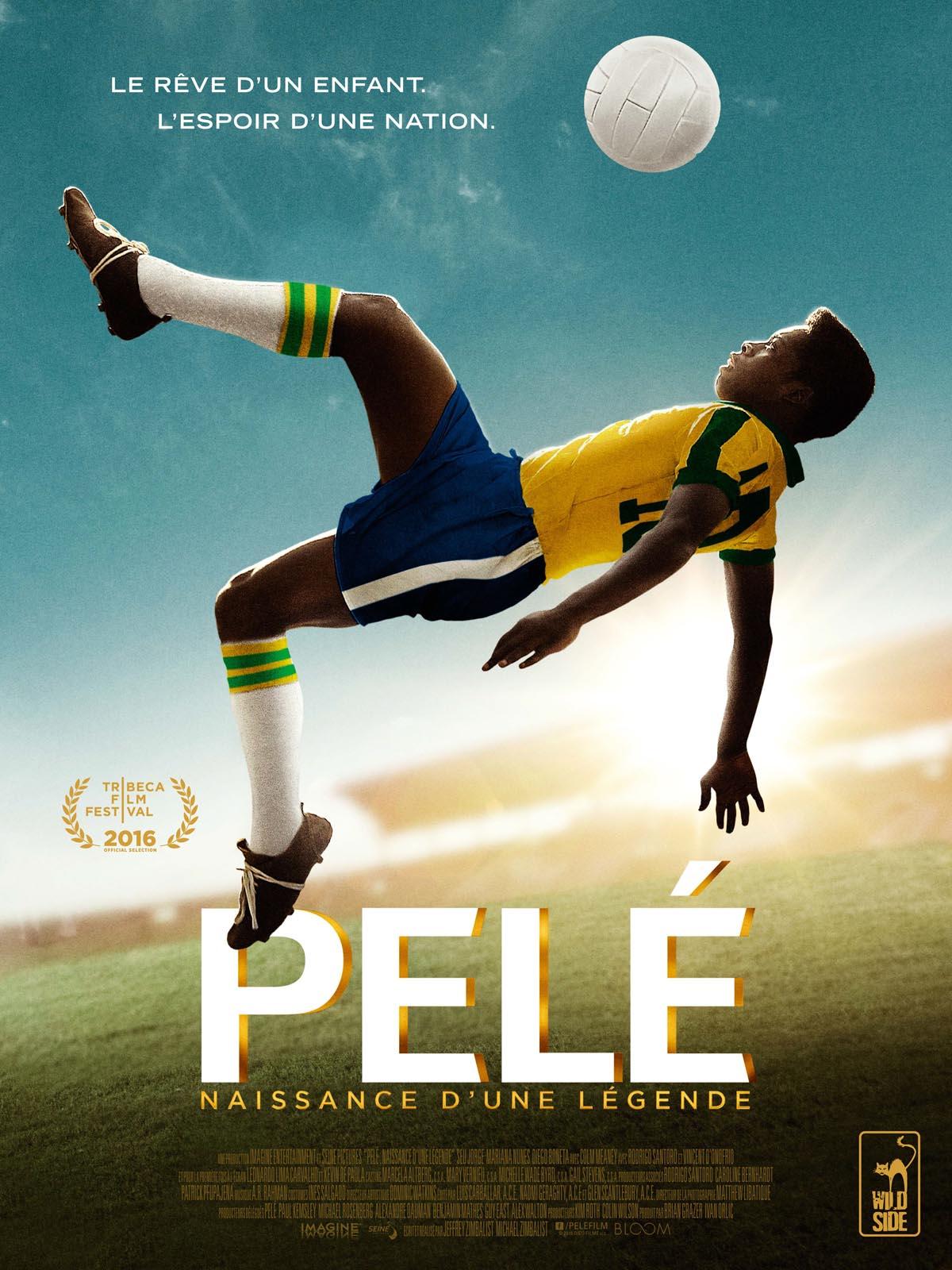 Pelé naissance d'une légende
