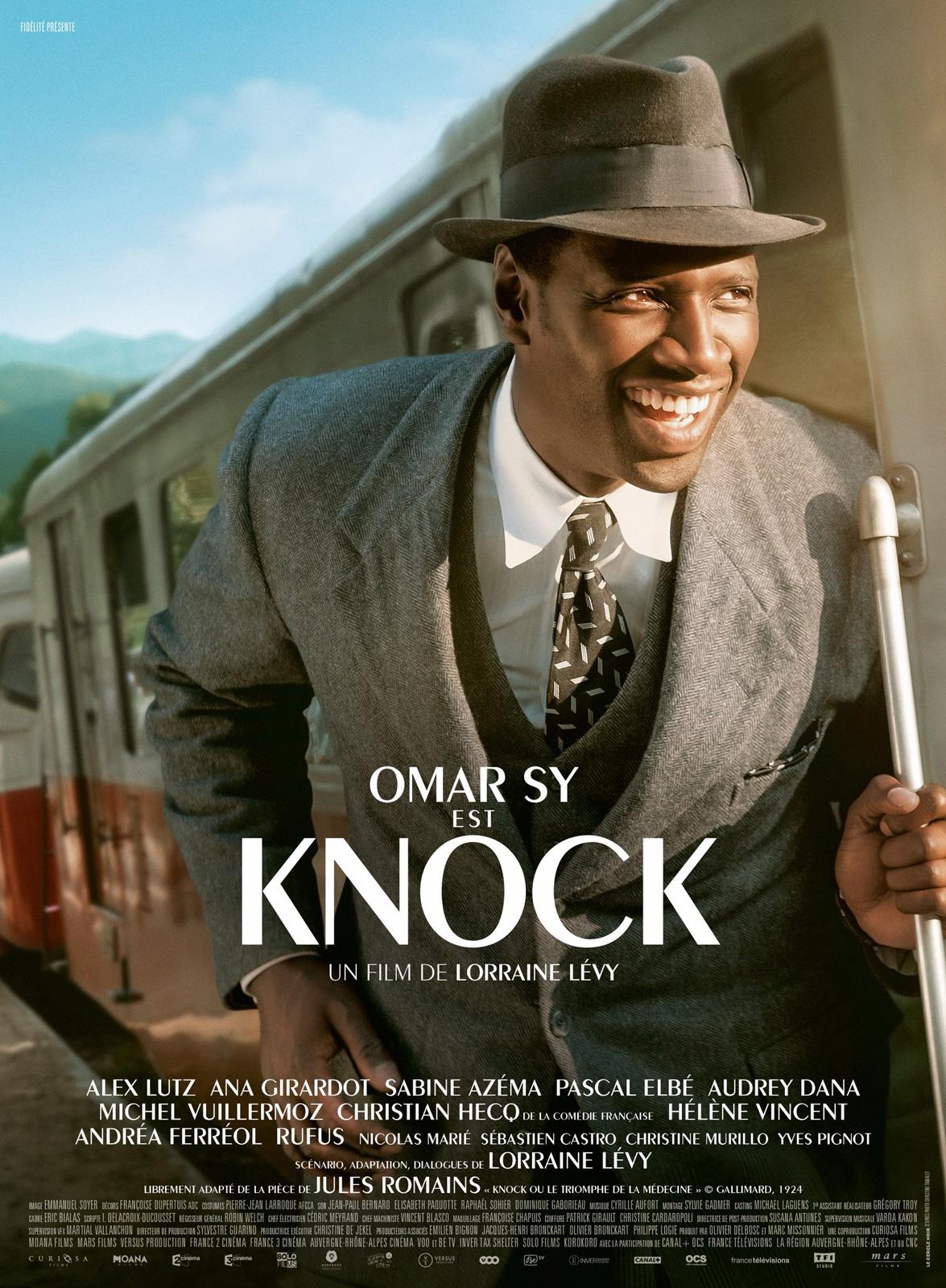 """Résultat de recherche d'images pour """"knock omar sy"""""""