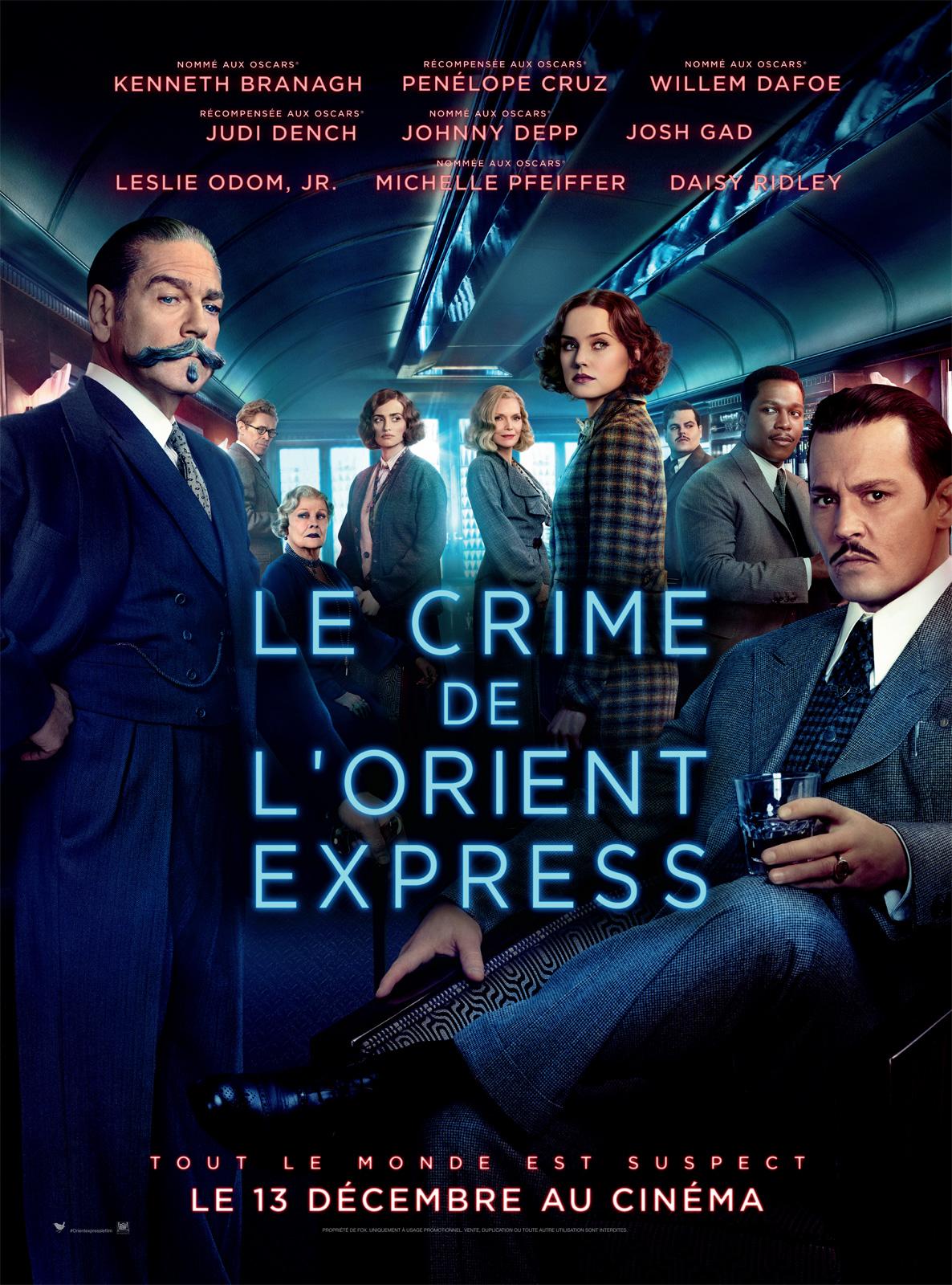 Le Crime de l'Orient-Express