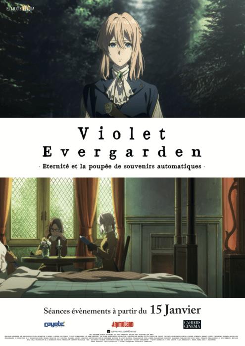 Violet Evergarden : Eternité et la poupée de souvenirs automatiques - film 2019 - AlloCiné