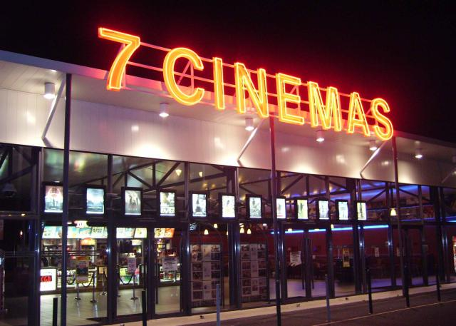 Cinema Oscar Anglet | Geradot Geli
