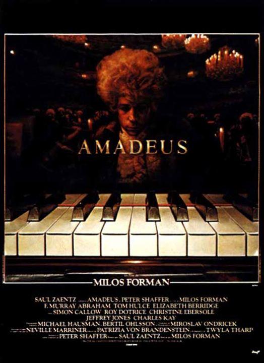 Amadeus : Affiche
