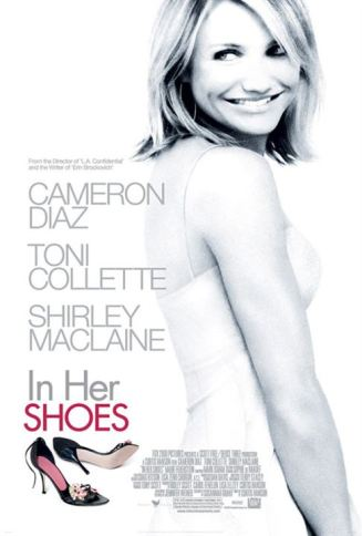 In her shoes : Affiche Cameron Diaz, Curtis Hanson