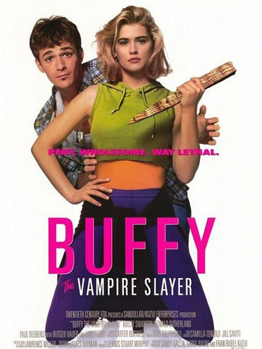 Buffy, tueuse de vampires : Affiche