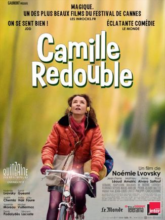 Camille Redouble : Affiche