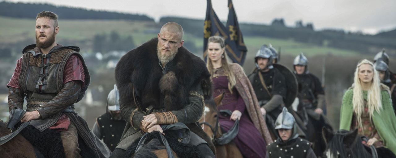 """It is also possible to buy """"vikings"""" Vikings Se Terminera A La Fin De La Saison 6 Et Une Suite Est En Developpement News Series A La Tv Allocine"""