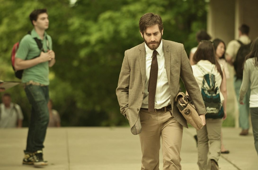 Enemy : Photo Jake Gyllenhaal