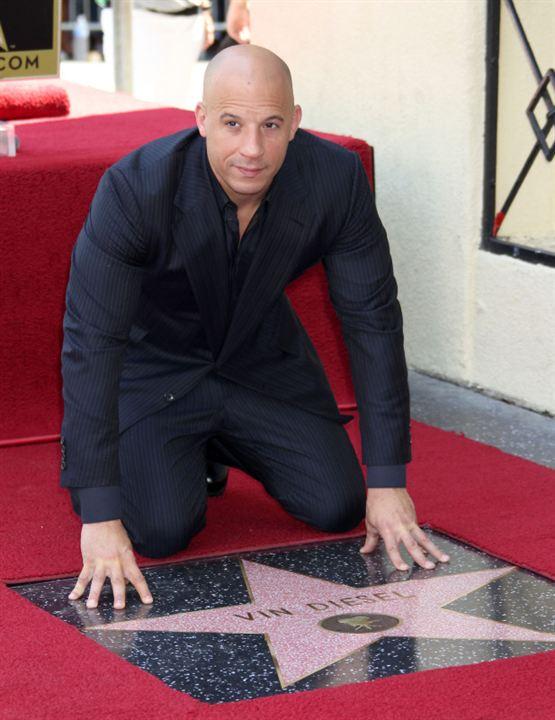 Photo promotionnelle Vin Diesel