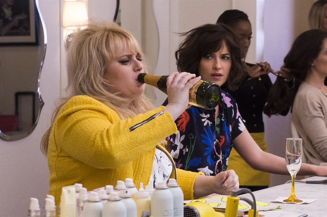 Célibataire, mode d'emploi : Photo Dakota Johnson, Rebel Wilson