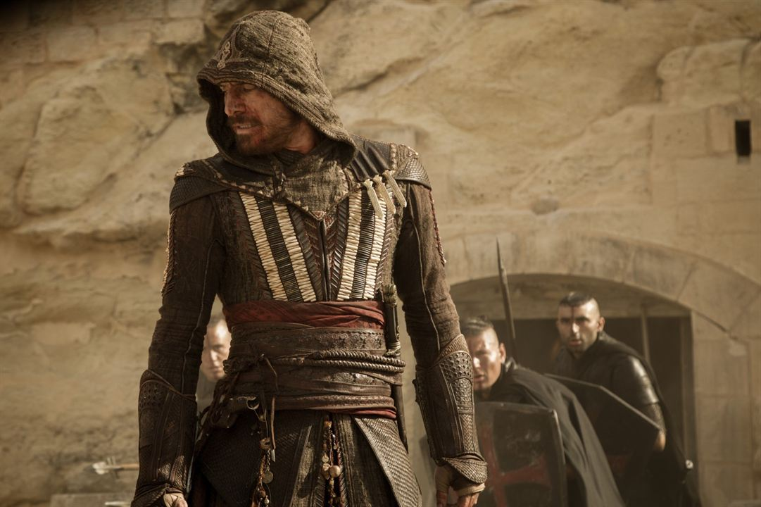 Assassin's Creed : Photo Michael Fassbender