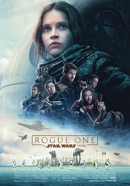 Rogue One: A Star Wars Story : Affiche