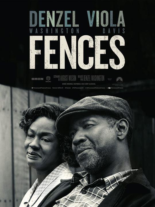 Fences : Affiche