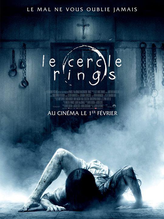 Le Cercle - Rings : Affiche