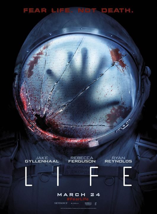 Life - Origine Inconnue : Affiche