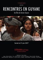 Rencontres en Guyane : Affiche