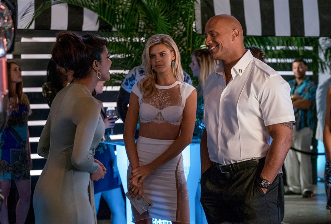 Baywatch - Alerte à Malibu : Photo Dwayne Johnson, Kelly Rohrbach, Priyanka Chopra