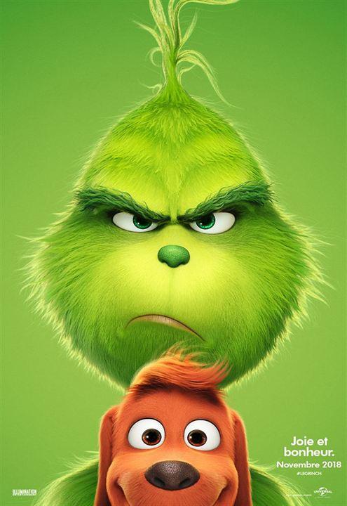 Le Grinch : Affiche