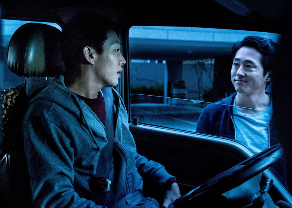 Burning : Photo Steven Yeun, Yoo Ah-In