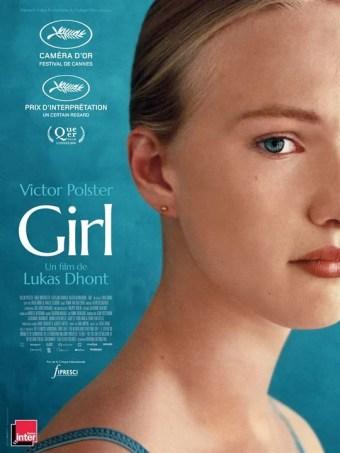 Girl : Affiche