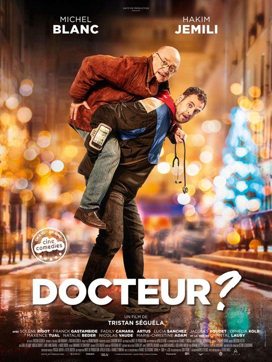 Docteur ? : Affiche