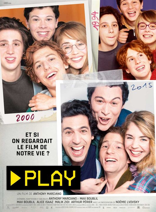 Play : Affiche