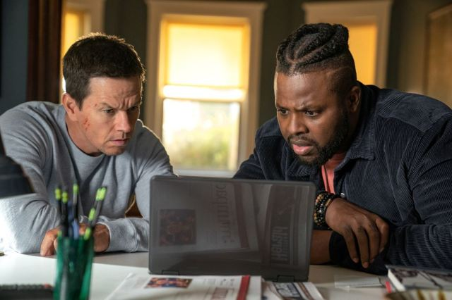 Spenser Confidential : Photo Mark Wahlberg, Winston Duke