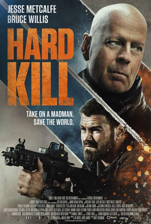 Hard Kill : Affiche