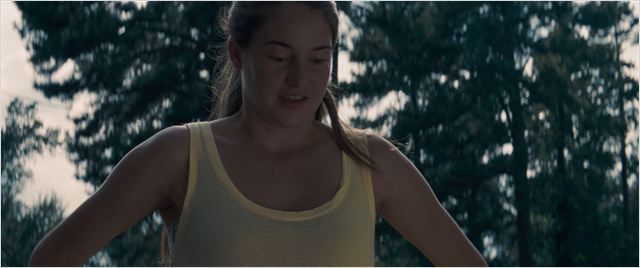 The Spectacular Now : Photo Shailene Woodley