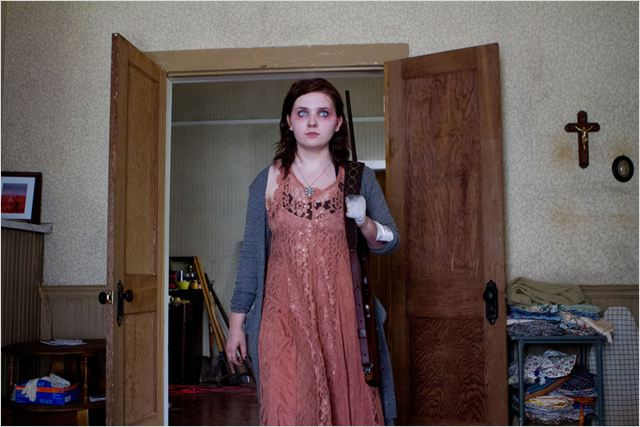 Maggie : Photo Abigail Breslin