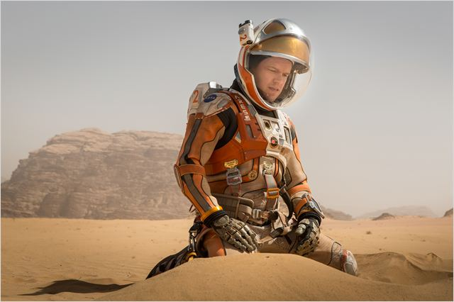 Seul sur Mars : Photo Matt Damon
