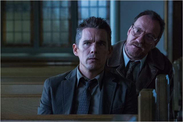 Regression : Photo David Thewlis, Ethan Hawke