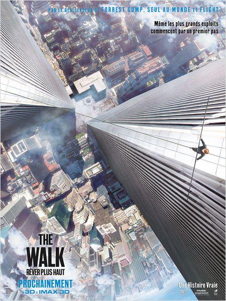 The Walk – Rêver Plus Haut : Affiche