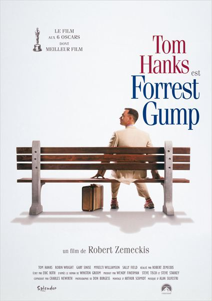 Forrest Gump : Affiche