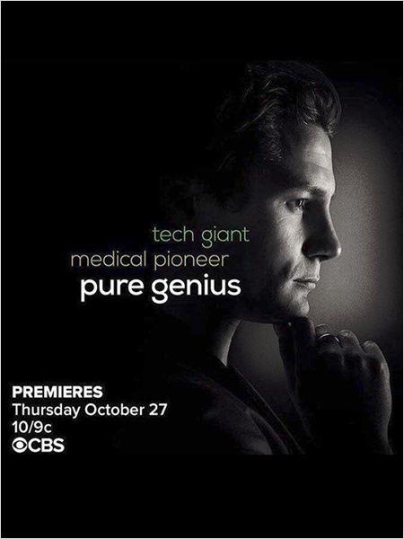 Pure Genius : Affiche
