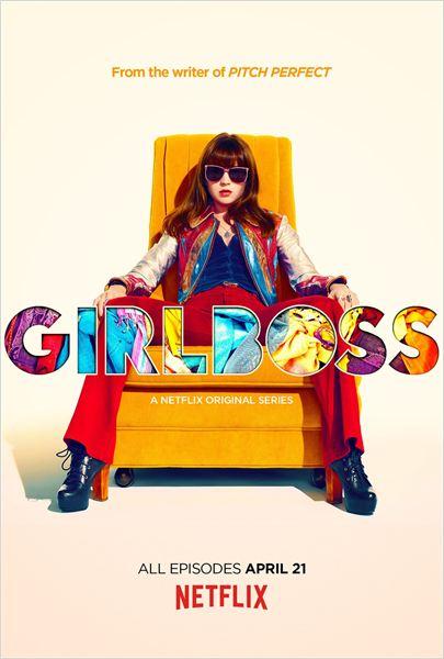 Girlboss : Affiche
