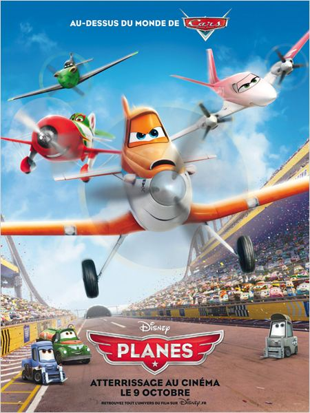 Telecharger Planes DVDRip French