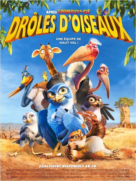 Drôles D'oiseaux : Affiche