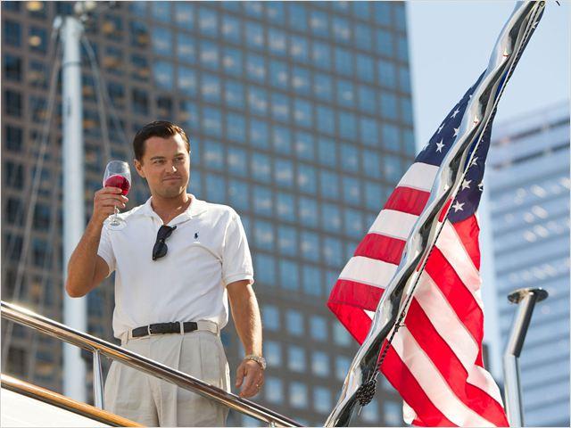 Le Loup de Wall Street : Photo Leonardo DiCaprio