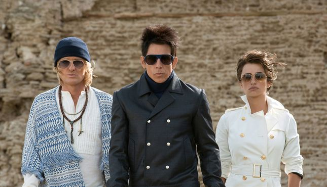 Zoolander 2 : Photo Ben Stiller, Owen Wilson, Penélope Cruz