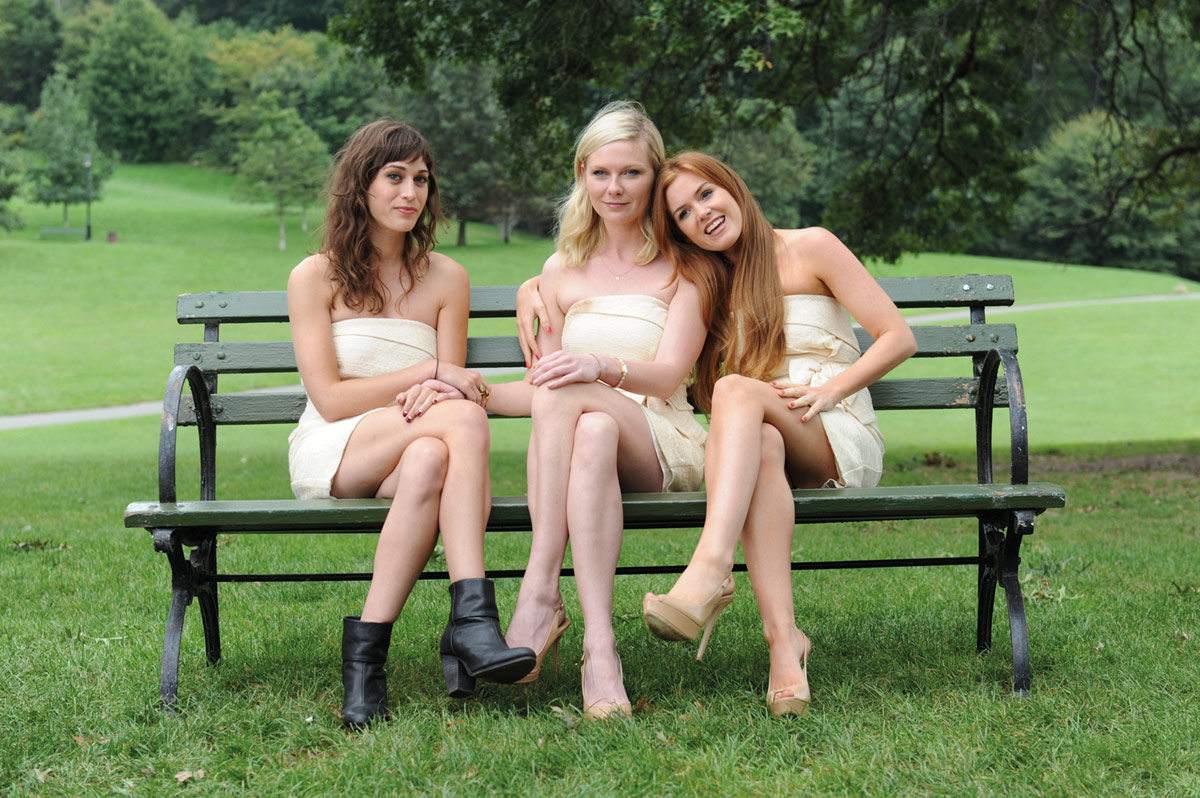 Bachelorette : photo Isla Fisher, Kirsten Dunst, Lizzy Caplan