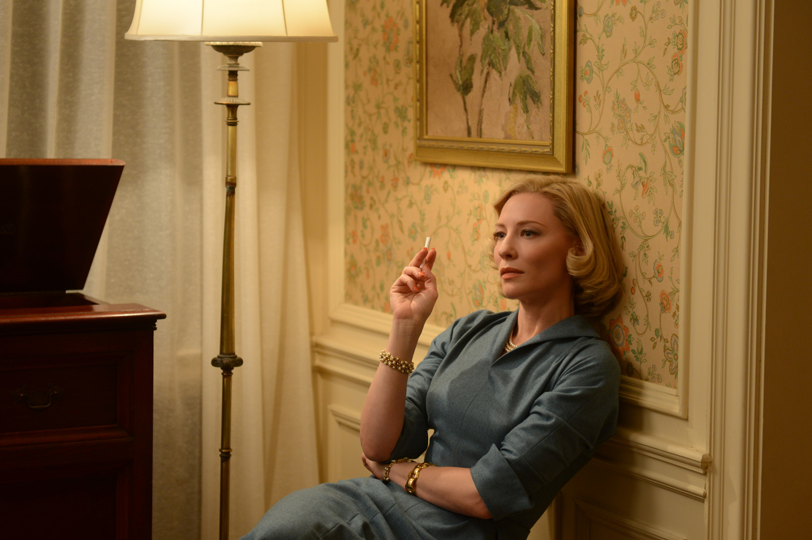 Carol : Photo Cate Blanchett