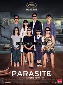 """Résultat de recherche d'images pour """"PARASITE 2019 affiche"""""""